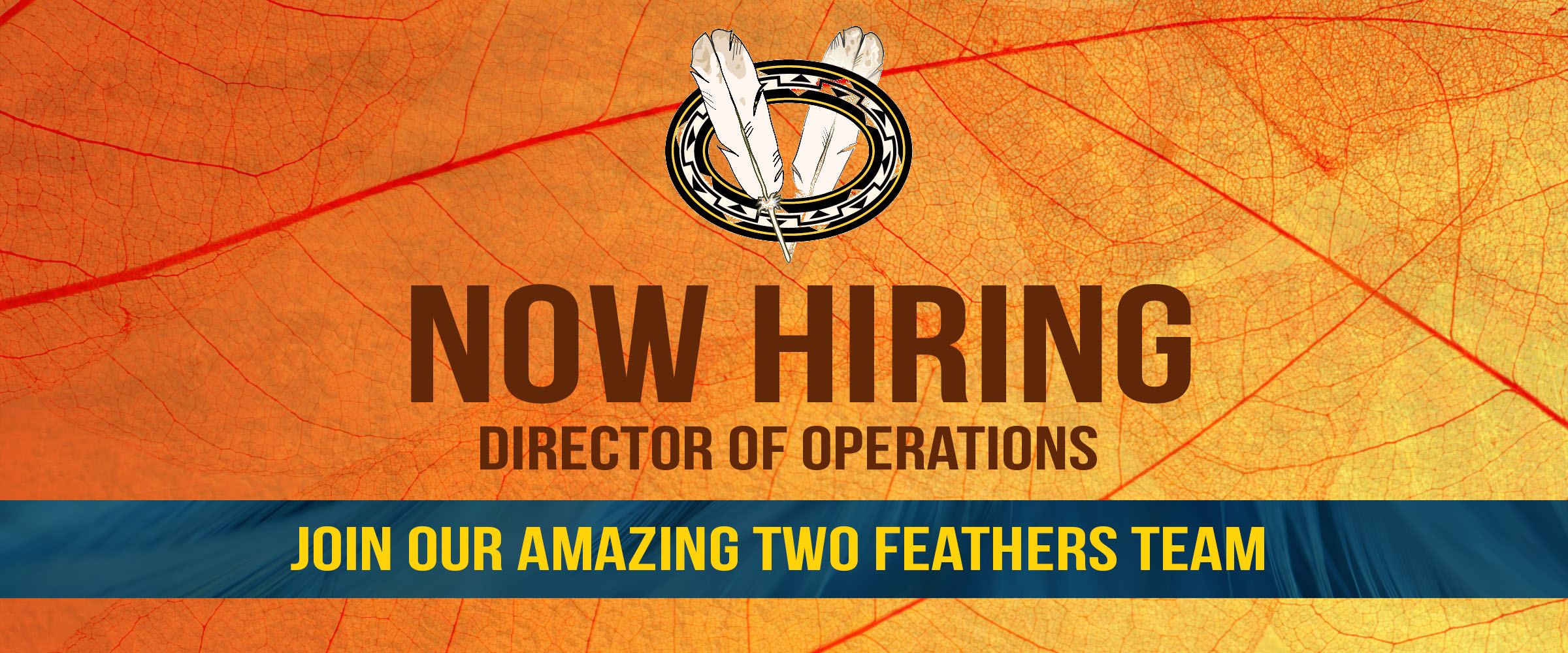 Now Hiring - Director of Operations
