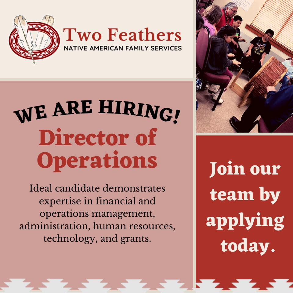 We Are Hiring - Director of Operations. Join Our Team By Applying Today.