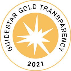 2021 Guidestar Gold Transparency seal